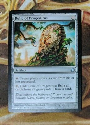 Magic the Gathering MTG Eternal Masters Relic of Progenitus 231//249