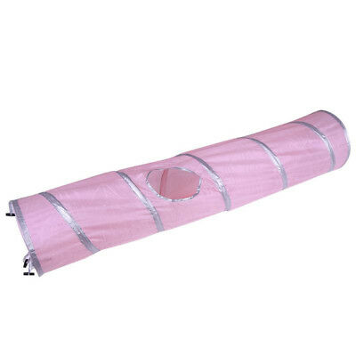 Collapsible Cat Tunnel Portable Durable Kitten Tubes for Kittens Puppies Rabbits