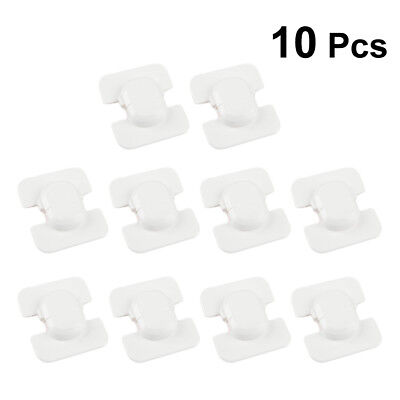 10pcs Child Adhesive Kid Baby Safety Drawer Door Lock For Cupboard Refrigerator