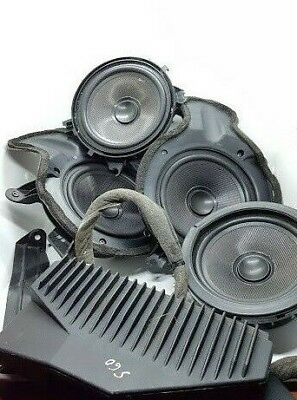 Volvo S60 2003 Rhd High Performance Sound System Speakers 8673135 9472300