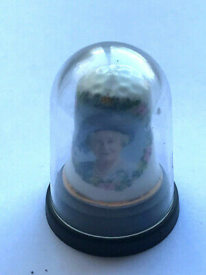 5 x Varied Thimbles incl Queen mother