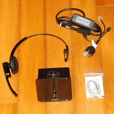 PLANTRONICS C054/A DECT Wireless Office Headset Charger only