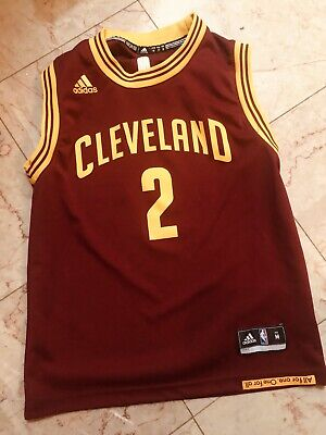 new arrival 28266 e6436 KYRIE IRVING CLEVELAND Cavaliers Nike Wine Icon Swingman ...