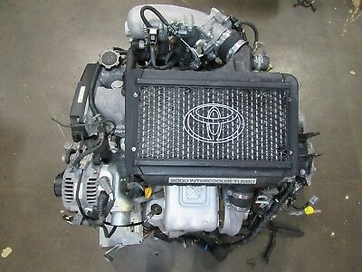 JDM TOYOTA CALDINA MR2 Celica 3SGTE Engine 4th GEN Turbo Motor with