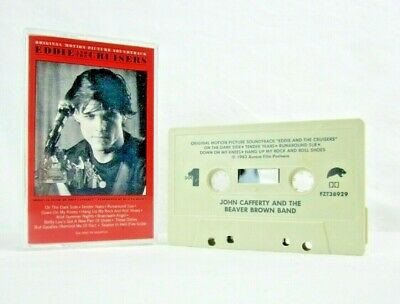 Eddie And The Cruisers Soundtrack Cassette Tape Beaver Brown Band