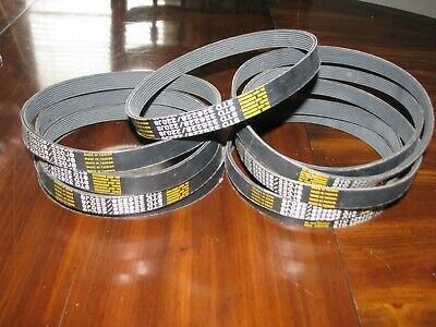 lot of 10 Proform STD326228 Serpentine Belt, 22-in