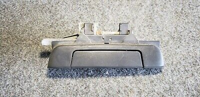 BMW E32 E34 5er Rear Right Passenger Outside Exterior Door Handle 1988-1994 OEM