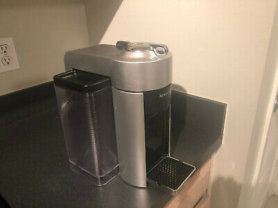 Nespresso Vertuo Evoluo Espresso Coffee Maker Machine Grey