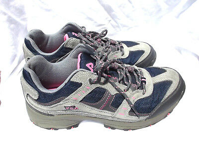 FILA WOMEN'S PINKGRAY Athletic Lace Up Running Shoes Size