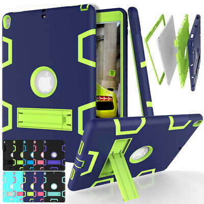 "For iPad Air 3 10.5"" 2019 Hybrid Rugged Shockproof Protective Stand Case Cover"