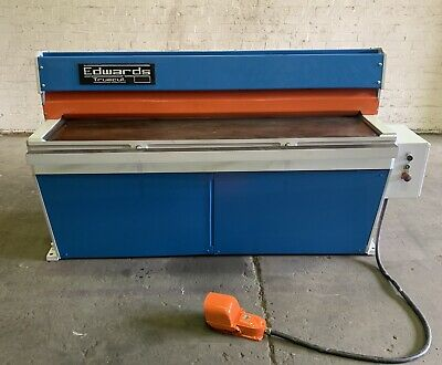 Edwards Truecut 1.5m Sheet Metal Guillotine