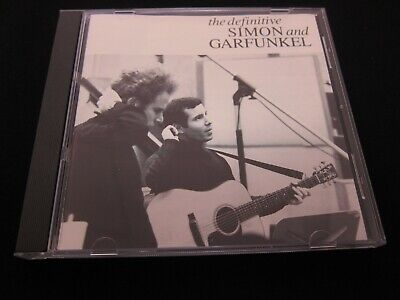 Simon and Garfunkel - The Definitive - VG+  NEW CASE!!!!