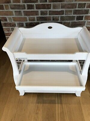 Boori Sleigh 3 Tier Changing Table