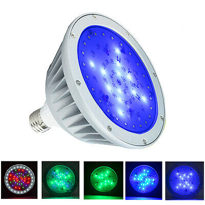 12volt 35watt Color Changing Led Pool Light Bulb Replacement For 500w Pentair