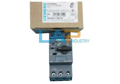 1PC FOR SIEMENS Circuit Breaker 3RV6021-4BA10 14-20A NEW IN BOX
