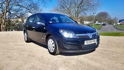 2009 Vauxhall Astra 1.6 16v ( 115ps ) ( a/c )  Life #FinanceAvailable