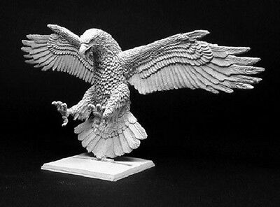 Giant Eagle Reaper Miniatures Warlord Elves Bird Winged Melee Flying
