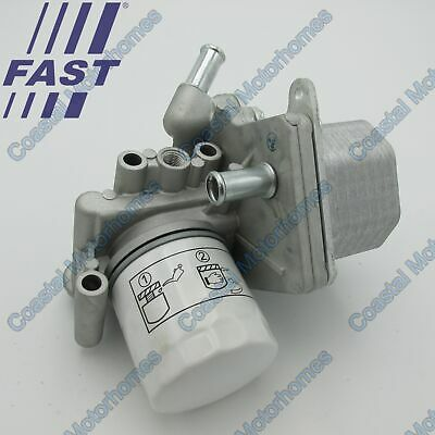 OIL COOLER ENGINE OIL FOR FIAT IVECO DUCATO BOX 290 8140 27 8144 67 8140 63 NRF