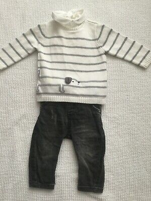 Next, River Island, Zara Baby Boys 6-9 Months Outfit, Bundle Combined Postage