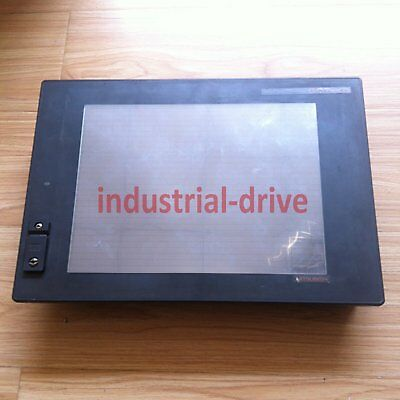 Used Mitsubishi touch screen GT1575-VNBA Tested In Good Condition Free Shipping