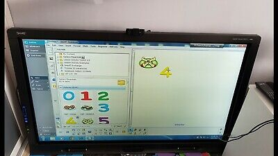 """55""""  Smart Board 8055i With Remote control  And 2 Pens"""