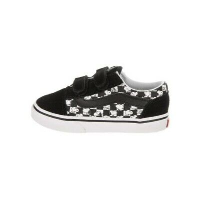 ae1391e2241d0e Vans Kids Skate Shoes Peanuts Checkerboard Snoopy Limited Edition Choose  Size