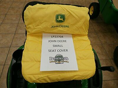 John Deere L100 Seats Complete Gy20496new Replacement Garden Tractor Seat High Back Vinyl With Yellow Density Does