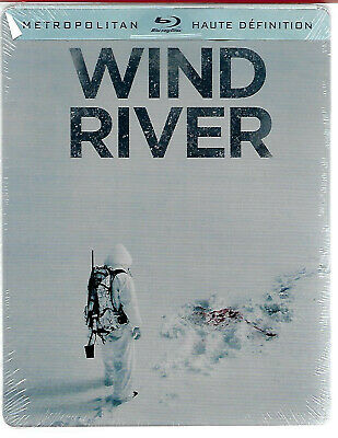 WIND RIVER / Blu-Ray Steelbook Neuf sous blister - VF