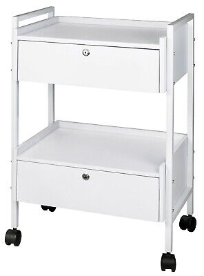 2 Tier Safe Trolley