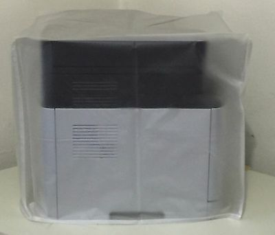 CLEAR VINYL DUST COVER FOR HP OfficeJet Pro 8710 Printer Made in USA