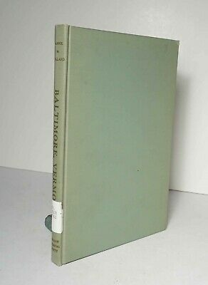 The History of the Town of Baltimore, Vermont 1954 Pollard Genealogy Biography