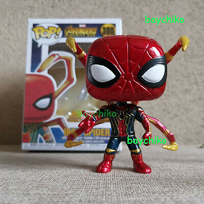 Iron Spider Man #300 Funko POP Marvel Spider-Man Avengers Infinity War Figure To