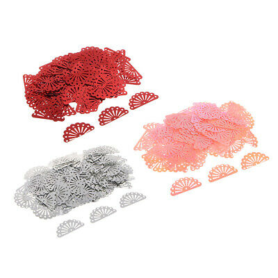 Prettyia Peacock Paillettes Clothes Loose Sequins Wedding Craft DIY Sewing