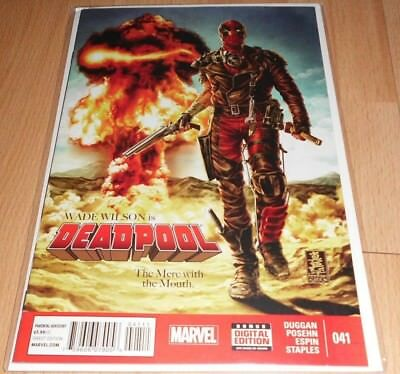 Deadpool (2012 3rd Series) #41...Published Mar 2015 by Marvel