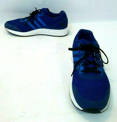 b09e3fe5d Adidas Bounce Blue White Running Cross Training Athletic Shoes Mens Size 9   GUC