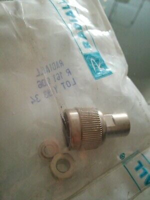 Radiall R161006 N male connector