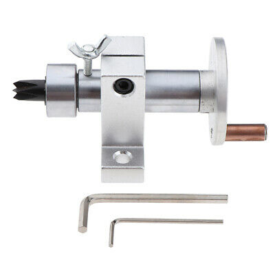 Adjustable Double Bearing Live Center Metal Revolving with 2pcs Wrenches