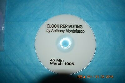 CLOCK REPIVOTING by Anthony Montefusco  DVD