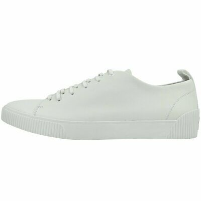 e96d402501a3 HUGO BOSS MENS Zero Tenn Trainers UK7 RRP140 - $71.23 | PicClick