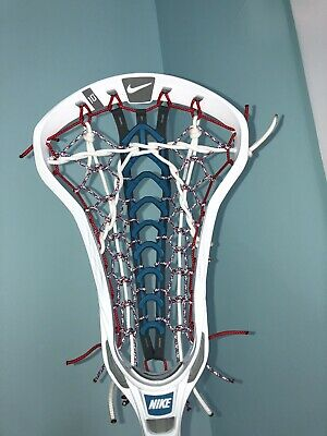 promo code be0ce 2a29b Nike Lunar Elite Women s Lacrosse Stick Complete 10° NEW   HAND STRUNG USA