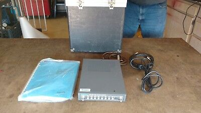 Tektronix NTSC TV Television Signal Generator TSG-100 with Case