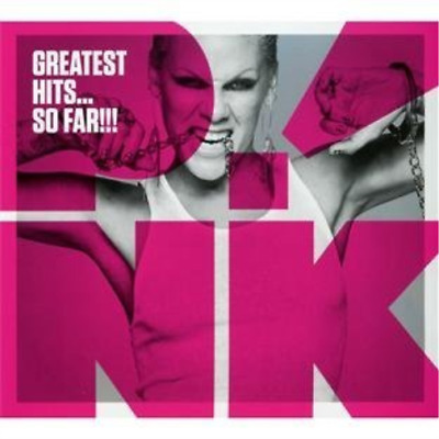 Pink-Greatest Hits... So Far!!! CD NEW