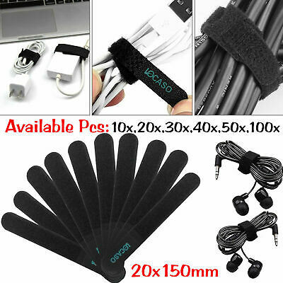 Durable Adjustable Reusable Releasable Self Adhesive Cable Zip Tie Wire Mounts