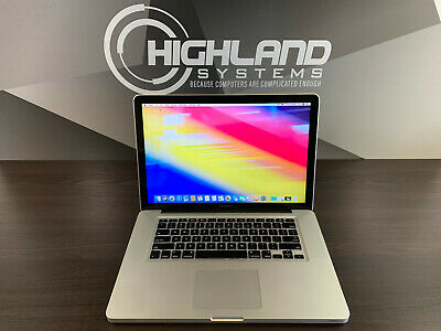 ☛ Apple MacBook Pro 15 TURBO i7 ⇆ 16GB RAM 2TB SSD HYB ⇆ PRE-RETINA WARRANTY ☚