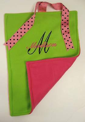 Monogrammed Baby Changing Pad - Letter & Name -  NEW!!