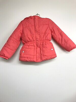 1d9af267 PINK PLATINUM GIRLS' Quilted Puffer Jacket with Cheetah Lining Size ...