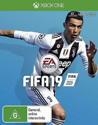 FIFA 19 Xbox One Game EA Sports Football Brand New Sealed Free Shipping