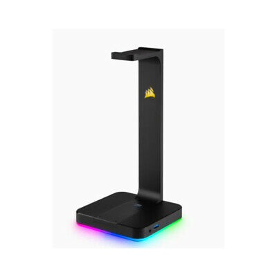Corsair Gaming ST100 RGB - Headset Stand with 7.1 Surround Sound. Built in 3....