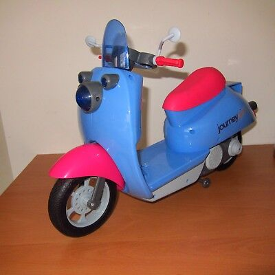 JOURNEY GIRL - SCOOTER with lights & sounds ! ~ PICK UP BERWICK VIC