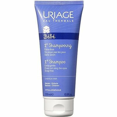 Uriage 1Er Shampooing Extra Gentle Soap-Free Shampoo 200ml Kids